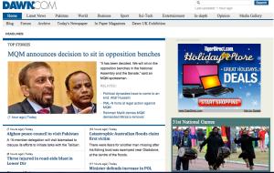 Dawn Homepage